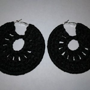 Jewelry - ❤HANDMADE❤crochet earrings